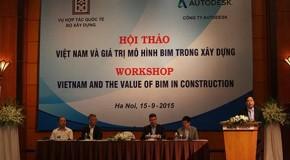 Việt Nam và mô hình BIM trong xây dựng
