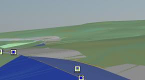 Gán thuộc tính thể tích vào khối 3D Solids