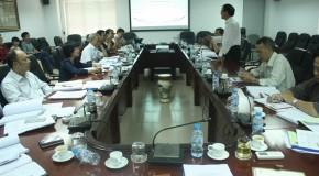 Nghiệm thu đề tài khoa học về ứng dụng BIM tại Việt Nam