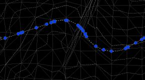 Bài 2E: Chèn thêm/xóa điểm cao độ cho đường Feature Line