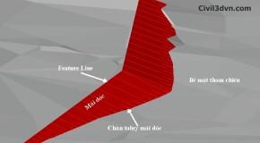 Bài 4C: Tạo tiêu chuẩn tạo mái dốc