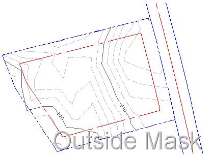 Cách tạo Mask cho bề mặt trong Civil 3D