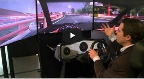 Giới thiệu về tương tác lái xe trên mô hình BIM